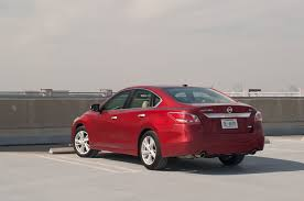 nissan sport sedan 2014 nissan altima reviews and rating motor trend