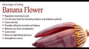 incredibly good health benefits of banana flower youtube