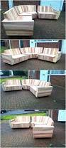 Wood Pallet Patio Furniture by Outdoor Couch Set Made With Pallets Shipping Pallets Pallet