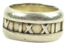 numeral ring co gold atlas numeral 60misa1025 ring tradesy