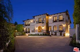 mediterranean mansion 13 000 square foot contemporary mediterranean mansion in los angeles
