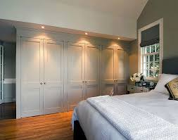 Built In Cupboard Designs For Bedrooms Create A New Look For Your Room With These Closet Door Ideas