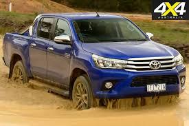 hilux 2016 toyota hilux first drive 4x4 australia