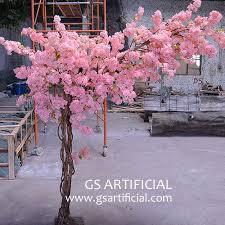 small artificial cherry blossom tree for shop restaurant 1 8 meter