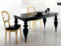 Lacquer Dining Room Sets Black Lacquer Dining Room Set Sustani Me