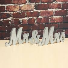 Mr And Mrs Wright Baby Shower Story Amazon Com Senover Mr And Mrs Sign Wedding Sweetheart Table