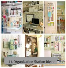 Office Organizing Ideas Diy Organized Home Organizing