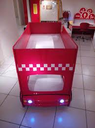 Fire Truck Bunk Bed Fire Engine Bedroom Furniture U003e Pierpointsprings Com