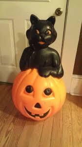 244 best blow mold halloween images on pinterest vintage