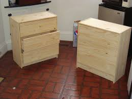 ikea pine bed furniture hemnes ikea nightstand rast nightstand unfinished