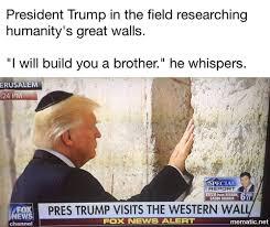 Meme Wall - lmao donald trump s wall know your meme