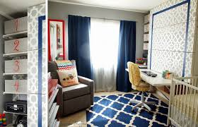 Murphy Bed Guest Room Cool And Stylish Nursery Decor Ideas