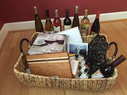 wine baskets ideas silent auction baskets winstead elementary pto
