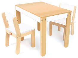 Kids Wooden Table And Chairs Set Captivating Table Chair For Toddler And Kid Table And Chair Sets