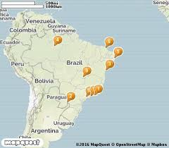 map of us vacation spots 10 best places to visit in brazil with photos u0026 map touropia