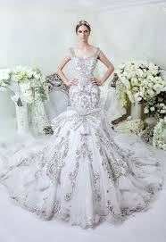 bling wedding dresses dar 2014 wedding dresses the magazine