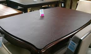 protective table pads dining room tables prepossessing home ideas