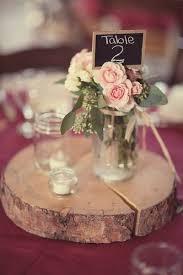 Mason Jars Wedding Centerpieces by Best 25 Western Wedding Centerpieces Ideas On Pinterest Country