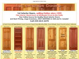 Interior French Doors For Sale Wood Interior Doors Prehung For Sale In Indianapolis