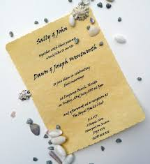wedding invitations messages message in a bottle wedding invitations plumegiant