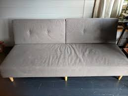 John Lewis Clapton Sofa Bed Grey In York North Yorkshire Gumtree - York sofa bed