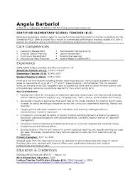 Substitute Teacher Resume Examples by Resume Guideforalumni 1