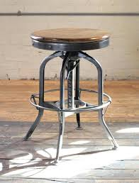 Vintage Industrial Bar Stool Stools Vintage Metal Industrial Chairs Industrial Metal Bar