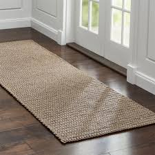 Rug Runners For Hallway Kitchen  Outdoor Crate And Barrel - Kitchen sink rug