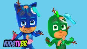 pjmasks messy pj masks funny game kids kids tv br