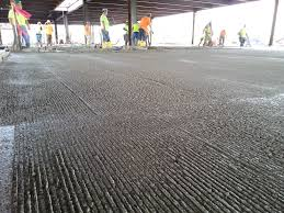 Concrete Floor Sweeping Compound by Preparing For A Topping Concrete Construction Magazine Surface