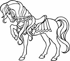 poney 123 animaux u2013 coloriages à imprimer