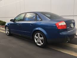 2003 Audi A4 Sedan Used 2003 Audi A4 1 8 Turbo At City Cars Warehouse Inc