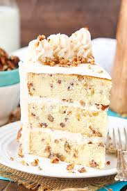 browned butter pecan layer cake life love and sugar