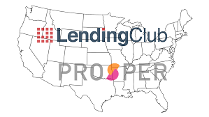 States With No Income Tax Map by Which States Are Open To Lending Club And Prosper
