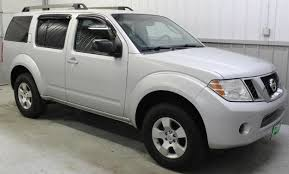 nissan pathfinder tire pressure pre owned 2012 nissan pathfinder silver edition suv in chehalis
