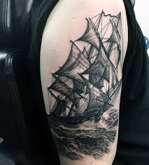 Nautical Tattoos by Top 75 Best Sailor Tattoos For Men Classic Nautical Designs