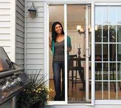 French Patio Doors With Screen by Patio Doors Patio Doors Screen For Door Sliding 30x78 Home Depot
