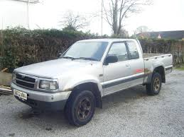 mazda b2500 mazda b2500 4wd pick up silver in enderby leicestershire gumtree