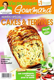 gourmand magazine cuisine abonnement vie pratique gourmand magazine revue vie pratique