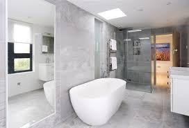 glamorous en suite bathroom makeover real homes