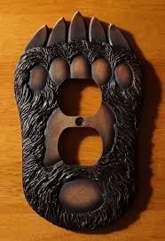 Bear Decorations For Home 25 Best Black Bear Decor Ideas On Pinterest Bear Decor Cabin