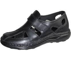 mens boys sandals nubuck suede leather summer fashion slipper