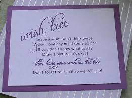 wedding wish tags postbox wishing wishing trees mr mrs sign services