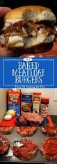 Cooking Light Meatloaf Baked Meatloaf Burgers 101 Cooking For Two