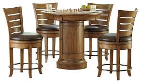 Pub Table Set Innovative Round Bistro Table Set Round Pub Table And Chairs Piece