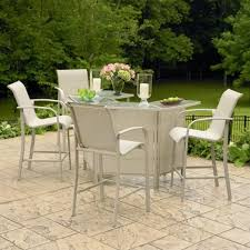 outdoor patio bar set inspirational popular of jaclyn smith patio