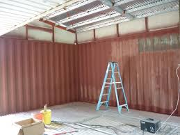 Ceiling Paint Sprayer by Fuji Hvlp Paint Sprayer A Shipping Container House In Panama