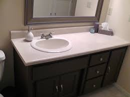 Painted Bathroom Cabinets by Painted Bathroom Vanities Have Any Of You Tried To Paint A Vanity