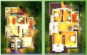 modern house designs and floor plans floor plan of modern house house plan and design images 2 storey