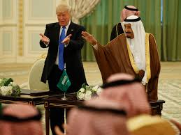 Trump Home Address by Donald Trump U0027s Speech To The Muslim World Was Filled With